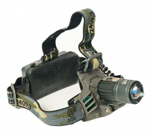 Фонарь будущего HL-0099 - Налобный фонарь будущего Monster Fire HL-0099