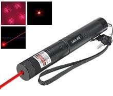 Красный лазер 1000mW+ 1 - Красная лазерная указка 1000mW